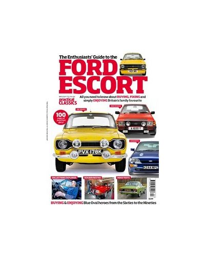 The Practical Classics guide to the Ford Escort MkI