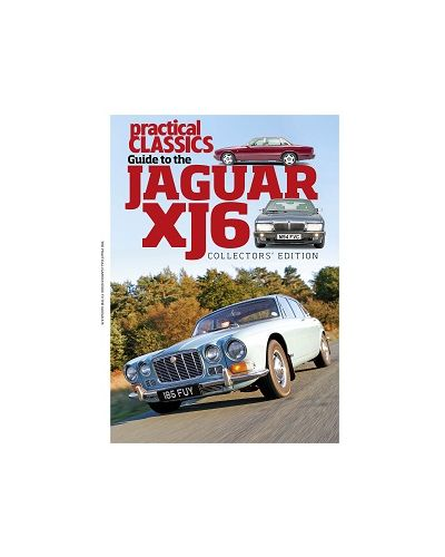 Guide to the Jaguar XJ6 and X300 (Collectors Edition)