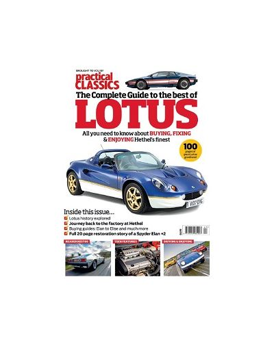 Guide to the Lotus
