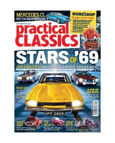 Practical Classics Digital issue January 2019