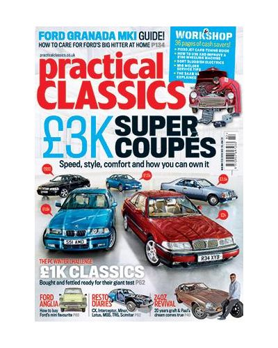 Practical Classics Digital issue February 2019
