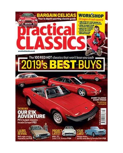 Practical Classics Digital issue March 2019