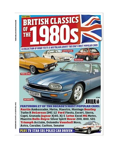 Classic Car Weekly -  Classics of the 1980s