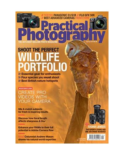 Practical Photography Spring 2019