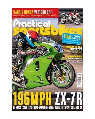 Practical Sportsbikes Magazine Subscription