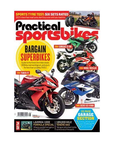 Practical Sportsbikes June 2021