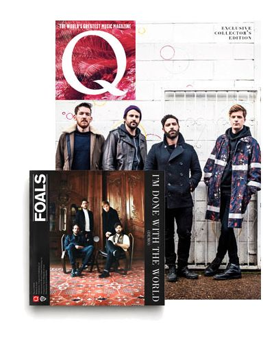 Q: Foals Exclusive Issue - May 2019
