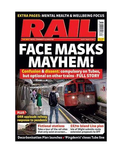 Rail Digital Issue 28/07/2021