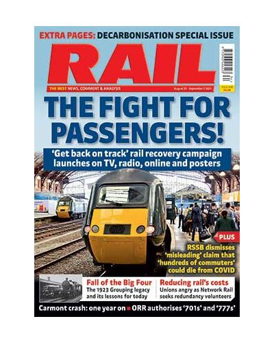 Rail Digital Issue 25/08/2021