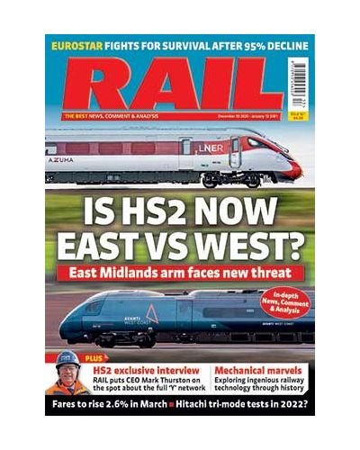 Rail Digital  Issue 30/12/2020