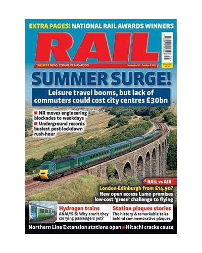 Rail Digital Issue 22/09/2021