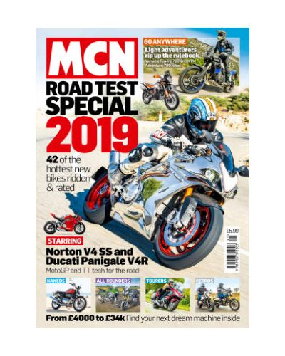 MCN Road Test 2019 Special