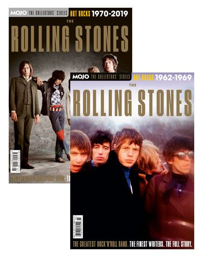 mojo the collector's edition: rolling stones bundle