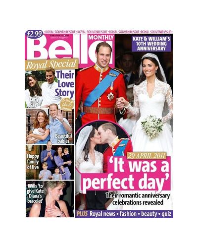 Bella Royal Special - 100 pages