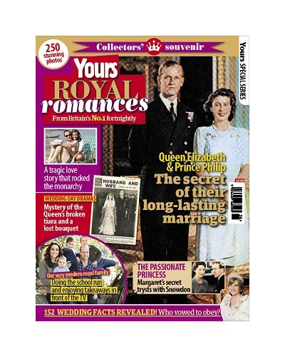 Yours Special: Royal Romance