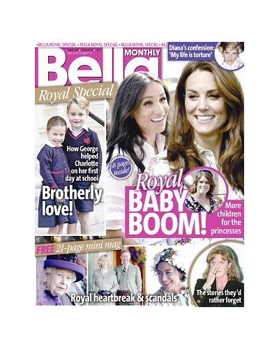 Bella - Royal Special Oct 2019