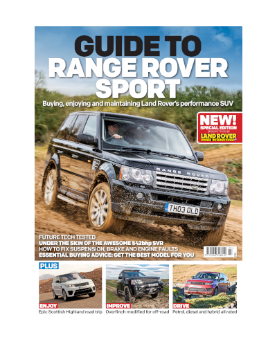 LRO Guide to Buying a Range Rover Sport