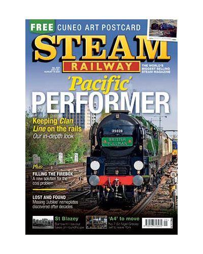 Steam Railway Issue 521