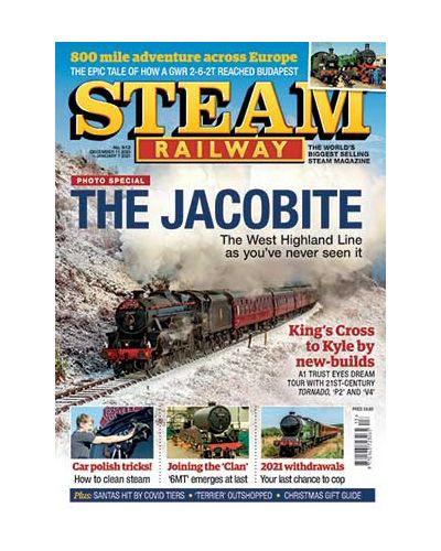 Steam Railway Issue 513