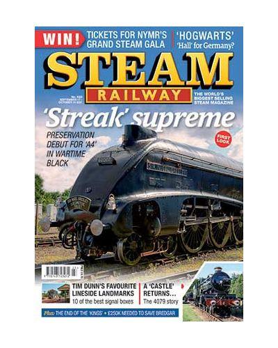 Steam Railway Issue 523