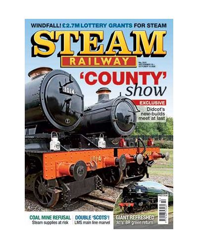 Steam Railway Issue 510