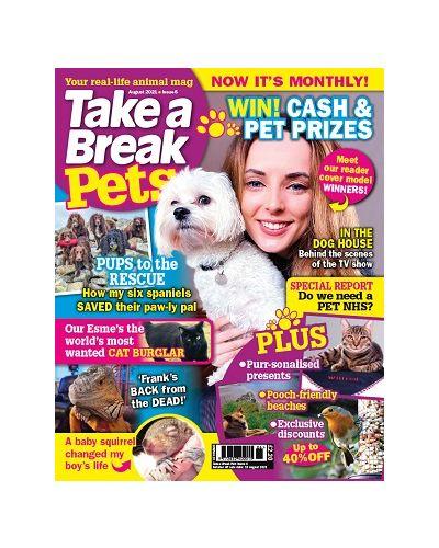 Take a Break Pets - Issue 6: July/Aug 2021