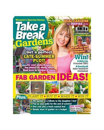 Take a Break Gardening - Issue 2: Aug/Sept 2021