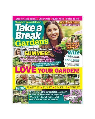 Take a Break Gardens - Issue 1: April 2021