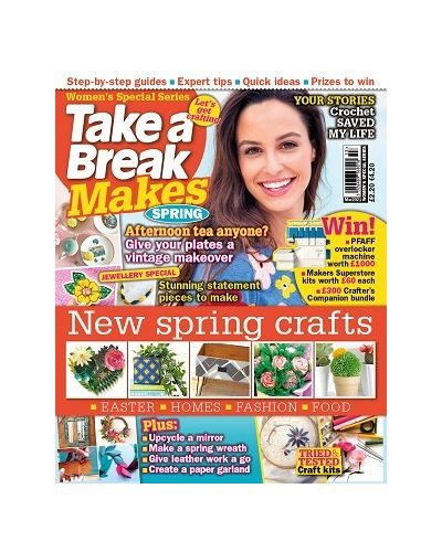 TaB Makes - Issue 1: March 2021