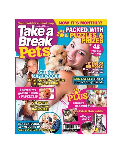 Take a Break Pets - Issue 4: May 2021