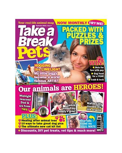 Take a Break Pets - Issue 7: Sept 2021