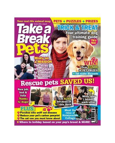 Take a Break Pets - Issue 8: Oct 2021