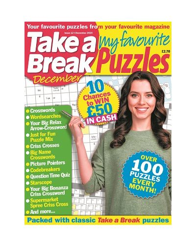My Favourite Puzzles Subscription