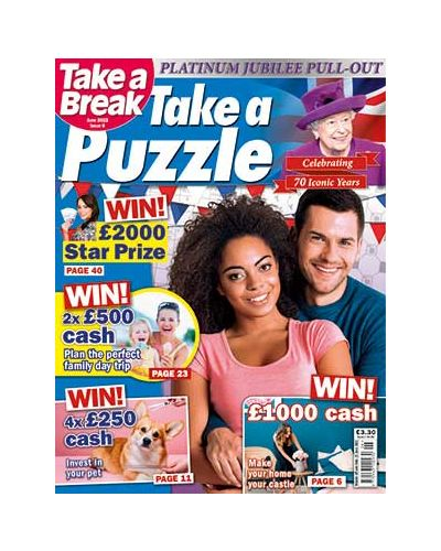 Take a Puzzle Subscription