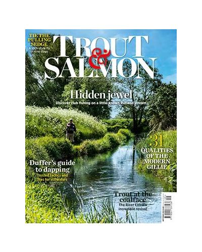 Trout and Salmon Magazine Subscription