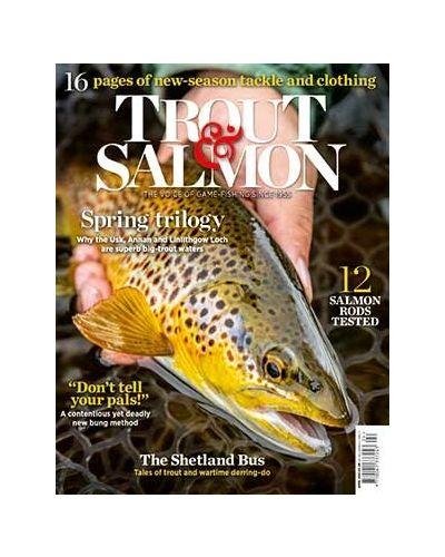 Trout & Salmon Print Subscription