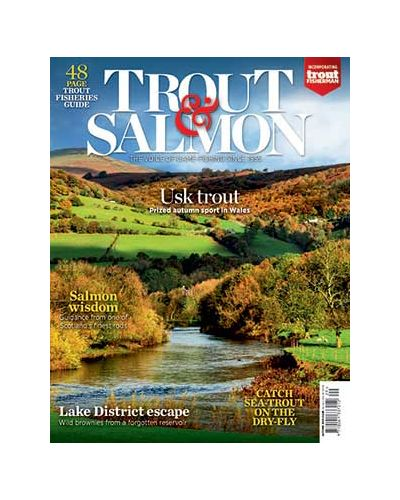 Trout & Salmon Autumn 2020