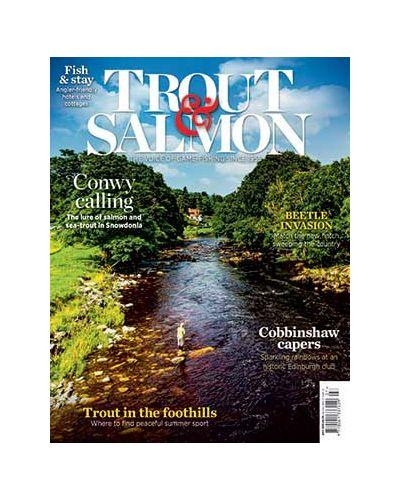 Trout & Salmon July 2021