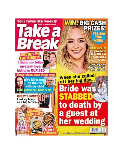 Take A Break Digital Magazine Subscription