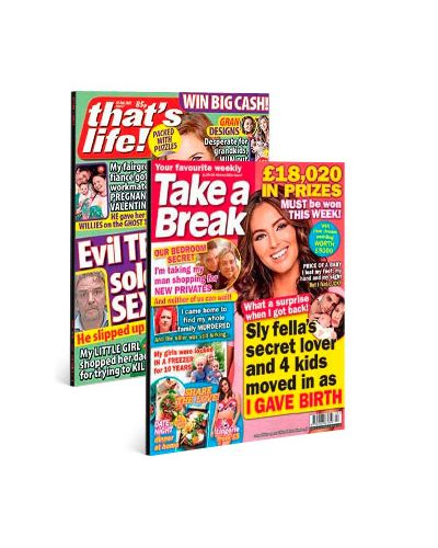 TAB Weekly & That's Life Print Subscription Pack