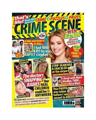 that's life! Crime Scene 4 2020