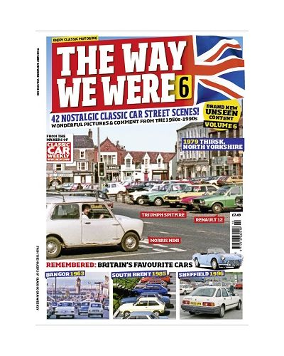 Classic Car Weekly -  The Way We Were V6