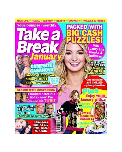 Take a Break Monthly issue 13 2020