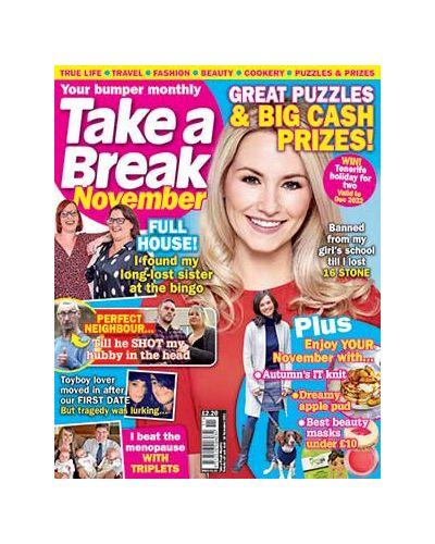 Take a Break Monthly November 2021
