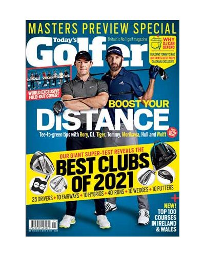 Today's Golfer Issue 411