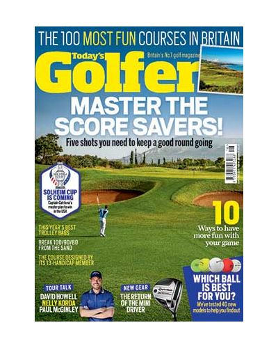 Today's Golfer Issue 416