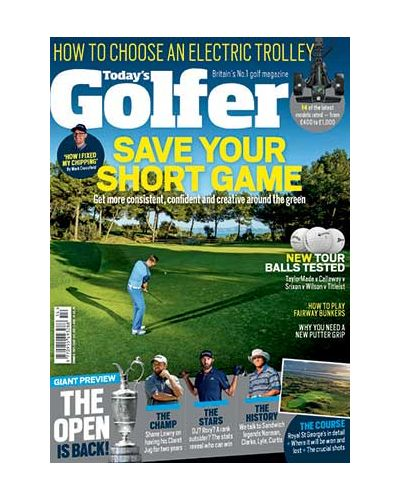 Today's Golfer Issue 414