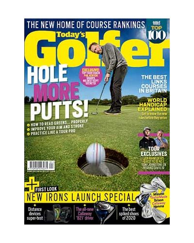 Today's Golfer Issue 404