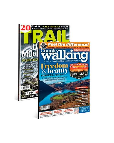 Trail & Country Walking Print Subscription Pack