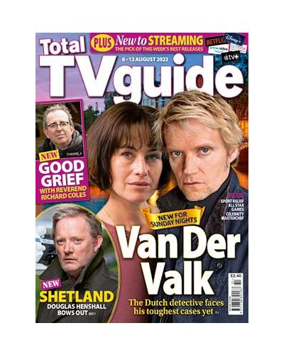 Total TV Guide - England Magazine Subscription